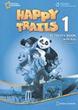 Happy trails 1 - activity book with key - Cengage elt