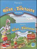 Hare and the tortoise, the -  students pack 2 - pupils book with multi-rom 2 - storytime - Express publishing - readers
