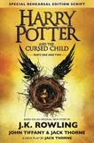 Harry Potter and the Cursed Child - Parts I and II - Scholastic books
