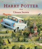 Harry potter e a camara secreta - edicao ilustrada - Rocco