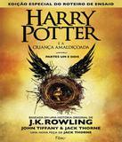 Harry Potter E A Crianca Amaldicoada - Parte Um E Dois - Capa Dura - Rocco