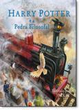 Harry Potter e a Pedra Filosofal - Edição Ilustrada - Rocco