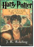 Harry Potter e o Cálice de Fogo - Vol.4 - Rocco