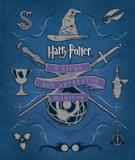 Harry Potter: O livro dos artefatos mágicos - O livro dos artefatos mágicos