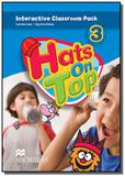Hats on top 3 interactive classroom pack - Macmillan