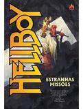 Hellboy - estranhas missões - Mythos editora