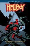 Hellboy omnibus volume 1 - Mythos editora