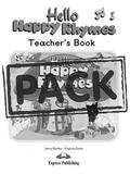 Hello happy rhymes  - teachers pack 2 - Express publishing