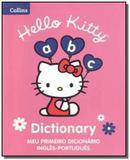 Hello kitty: meu primeiro dicionario ingles-portug - Wmf