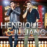 Henrique E Juliano - Ao Vivo Em Brasilia - CD - Som livre