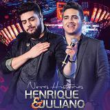 Henrique e Juliano - Novas Histórias Ao Vivo em Recife- CD - Som livre