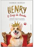 Henry, o Corgi da Rainha - Gutenberg - autentica