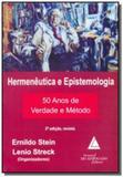 Hermeneutica e epistemologia - Livraria do advogado