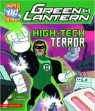 High-tech Terror - Green Lantern - Raintree