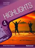 Highlights 4 - Livro do Aluno - 2ª Ed. 2014 + Multirom - Richmond - moderna