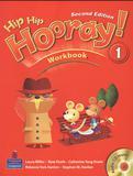 Hip hip hooray! 1 wb -with cd -audio - second edition - Pearson (importado)