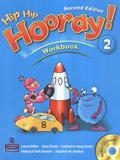 Hip hip hooray! 2 wb with cd-audio - 2nd edition - Pearson (importado)