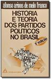 Historia e teoria dos partidos politicos no brasil - Alfa omega