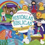 Histórias bíblicas - Livro carrosel - Panorama pop