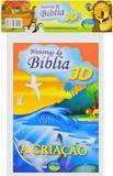 Histórias da bíblia 3D: Kit c/ 10 livrinhos - Vale das letras