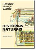 Histórias Naturais: Contos - Companhia das letras - grupo cia das letras