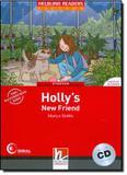 Hollys new friend - starter - Disal editora