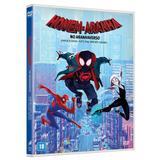 Homem-Aranha: No Aranhaverso - DVD - Sony