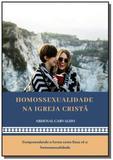 Homossexualidade na Igreja Cristã - Clube de autores