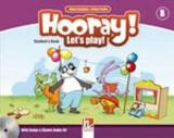 Hooray!lets play! activities and projects - level b - american english - Helbling languages