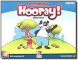 Hooray! lets play! starter - american english vers - Helbling
