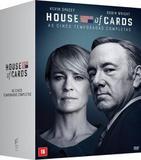 House of Cards - as Cinco Temporadas Completas - Sony pictures