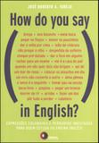 How do you say, in english - Disal editora
