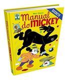 HQ Manual do Mickey Walt Disney Edição de Colecionador Quadrinhos Capa Dura - Abril