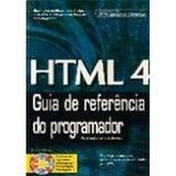 Html 4 - guia de referencia do programador - Ciencia moderna