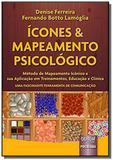 Icones  mapeamento psicologico - metodo de mapeam - Jurua