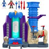 Imaginext Power Base dos Rangers Mattel DMX64 061481
