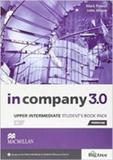 In company 3.0 - upper-intermediate - students book with web access workbook - Macmillan do brasil