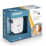 Inalador Compressor e Nebulizador Portátil Omron NE-C803 - Bivolt - Omron heal