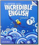 Incredible english 1 activity book with online prd - Oxford
