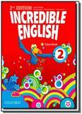 Incredible english 2 class book                 01 - Oxford
