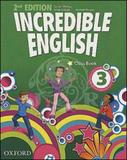 Incredible english 3 - class book - 2nd edition - Oxford university press do brasil