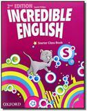 Incredible english: starter class book - Oxford