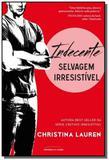 Indecente (selvagem irresistivel - vol. 2) - Universo dos livros