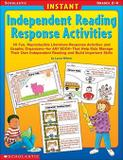 Independent reading response activities - Scholastic