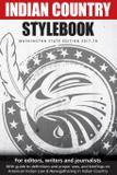 Indian Country Stylebook - Kitsap publishing