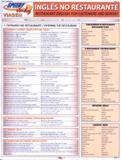 Ingles no restaurante - restaurant english: for customers and servers - Arte academica
