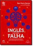 INGLES QUE NAO FALHA - 2ª ED - Alta books