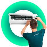Instalação de Ar condicionado Split Parede de 11.000 BTUs a 14.000 BTUs - Serviços