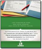 Instrumentos para elaboracao do manual de boas pra - Rubio