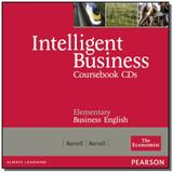 Intelligent business elementary cd - 1st ed - Pearson